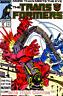 TRANSFORMERS   (1984 Series)  (MARVEL) #35 Very Good Comics Book