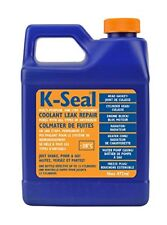 K-Seal ST9501 Multi Purpose One Step Permanent Coolant Leak Repair 16oz 472ml