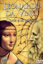LEONARDO DA VINCI L'ARTE E LA SCIENZA  DVD ARTE