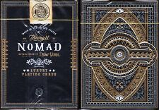 NoMad Deck Playing Cards Poker Size USPCC Theory 11 Limited Edition New Sealed