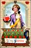 Valentine~CLAPSADDLE~VICTORIAN GENTLEMAN ON BALCONY~IAPC Antique Postcard