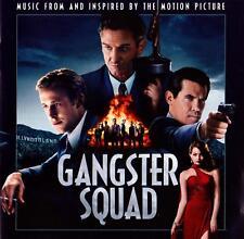 Gangster Squad – Original Movie Soundtrack CD-2013 Sony Classical 88765455282