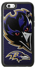 NFL Baltimore Ravens Hard Case Cover for iPhone 6 iPhone 6s Blue/Black