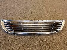 Lexus GS300 GS350 GS430 GS450H 2006 2007 Front Grille Grill Chrome w/o Mark Hole