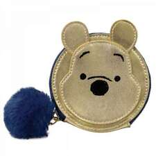 OFFICIAL WINNIE THE POOH ROUND PURSE DISNEY WALLET NEW WITH TAGS