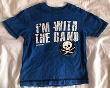 Sprockets Toddler Boys I'm With The Band T-Shirt (Size 3T)