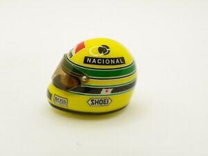 Helmet Ayrton Senna 1992 Mclaren Marlboro JF Créations 1/12 Helmet F1 Pin's