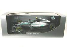Mercedes AMG F1 W05 Hybrid No.6 Abu Dhabi GP 2014 (Nico Rosberg)
