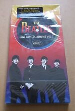 THE BEATLES The Capitol Albums Vol.1 2004 UK remastered 4-CD set SEALED