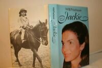 Jackie: Jacqueline Onassis by Frischauer, Willi Hardback Book The Fast Free