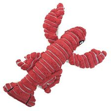 Lobster shaped dog toy,seafood plush toy for dog,stuffed toy for dogs,23CM