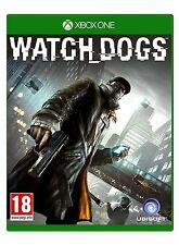 Watch Dogs (Xbox One) BRAND NEW SEALED
