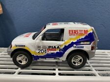 MITSUBISHI PAJERO NIPPON OIL PARIS-DAKAR 2000 RALLY jeep car MODEL