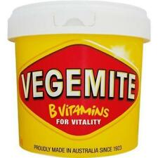 Vegemite 2.5kg Tub Jar by Kraft - Made in Australia Vegan Kosher Halal Vitamin