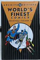 World's Finest Comics Archices vol 3 Superman,Batman And Robin OOP Hardcover