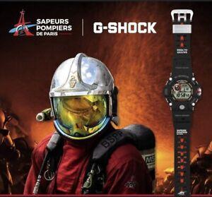 Casio GW9400BSPP-1ER Men's G-Shock Rangeman Tough Solar Digital Watch