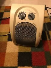 SUNBEAM COMPACT 1500 WATT HEATER & FAN