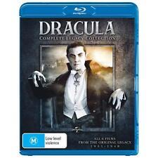 Dracula Bela Lugosi Complete Legacy 6 Movie Film Collection New Oz Blu Ray Set