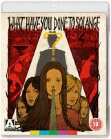 What Have You Done to Solange? DVD (2015) Fabio Testi, Dallamano (DIR) cert 18