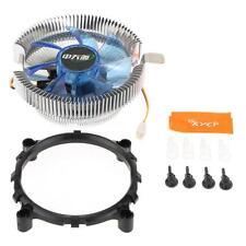 CPU Big Fan Heatsink Cooler for Intel LGA775/1155/1156 Core i7/i5 w/Bracket O56J