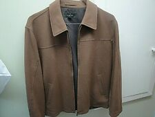 Ermenegildo Zegna wool Cashmere jacket mens M 50 made in Italy Brown size XL