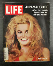 LIFE Magazine: Ann-Margret Olsson Cover, August 6th 1971