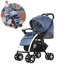 Kinderwagen Babywagen Sportwagen Pram Jogger Faltbar 4-Rad Schwenkbar Baby NEW