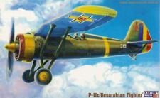 HALF PRICE  PZL P.11 C (ROMANIAN AF 1940 & POLISH AF 1939 MKGS) 1/72 MISTERCRAFT