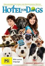 Hotel for Dogs NEW R4 DVD