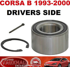 CORSA B FRONT WHEEL BEARING KIT DRIVERS OFF RIGHT SIDE CLUB VEGAS LS ENVOY GLS