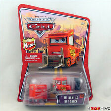 Disney Pixar Cars World of Cars My Name is Not Chuck Pitty #55 - New