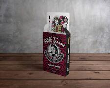 Retour vers le futur II jeu de cartes à jouer Biff Tannen BTTF playing card deck