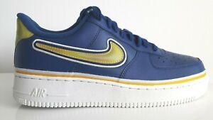 Nike Air Force 1 Low Sport NBA  AJ7748-400 men's sz us 9.5 wmns size us 11