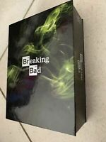 COFFRET BLU RAY : BREAKING BAD - SAISONS 1 A 5 - SERIE INTEGRALE