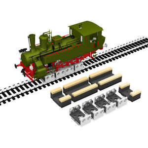 Bachmann 39023 Rollers and Drive Wheel Cleaners HO Scale