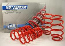 Cobra Lowering Springs VW Golf Mk4 R32 20mm F / 20mm R