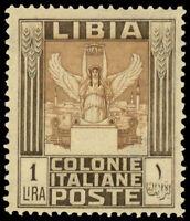 Libya #29d MNH CV$240.00