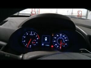 Speedometer Cluster US Market MPH Turbo Fits 16-17 VELOSTER 930465