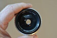 35mm f/2.8 Carl  Zeiss Jena Flektogon (Zebra) lens in M42 Pentax maount