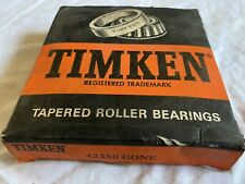 Timken 42350 Bearing Cone (NOS) Distressed Box