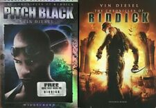 Pitch Black/The Chronicles of Riddick (Dvd, 2004, 2-Disc)*Vin Diesel
