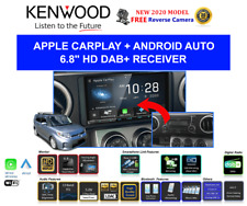 Kenwood DDX9020DABS Stereo Upgrade To Suit Toyota Rukus (Rumion) 2010 to 2015