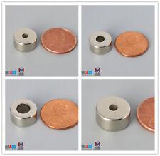 61660pcs Multiple Size 127mm 12od Rare Earth Neodymium Ring Magnets