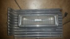 1967 1968 LEFT SIDE CADILLAC PARKING LIGHT WITH GRILL - GREAT CONDITION