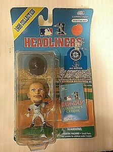 Vintage, Corinthian, MLB Headliners, Seattle Mariners, Jay Buhner Figure, 1998