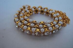 Indian Ethnic Kamar Bandh Hip Waist Belt Traditional Gold Tone Chain Jewelry