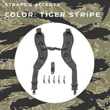 Push Backpack Strap Kit / Backpack Trageriemmen for Paintball Bags Tigerstrip