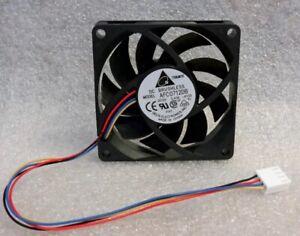 DELTA 12V DC PWM 4 Pin 7cm 70mm x 15mm PC Computer Case CPU GPU Cooling Fan 7015