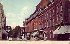 1907 Fulton Street, Waverly, N.Y. ice cream parlor LeHigh Valley Ticket Office
