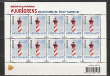 Nederland NVPH 3013 Ab13Vel Vuurtorens Lighthouse Westerlichttoren 2013 Postfris